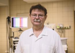 Életpályáról és tervekről dr. Sümegi János