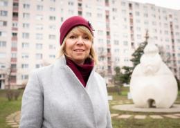 Mirkóczki Zita – Egységben a városért egyesület Eger, 10. választókerület