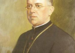 Dr. Pétery József váci püspök egri évei