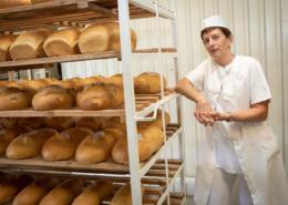 Fél évszázad a pékség szolgálatában