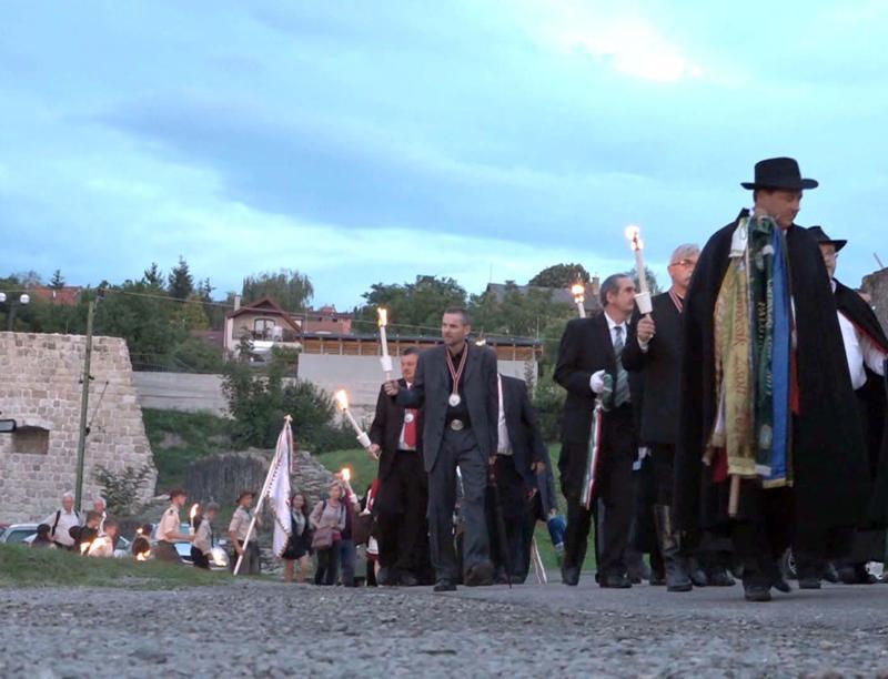 Augusztus 19-én ismét a Minorita templomba és a várba várták az érdeklődőket