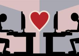 Szerelem a neten