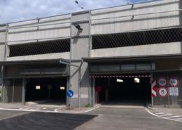Szeptemberben vehetik birtokba az autósok az új parkolóházat